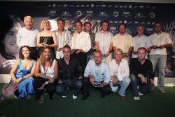 Все победители GP2 на сцене