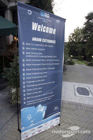 Awards List