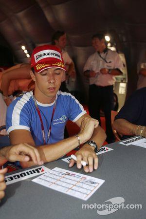 Autograph session: Clivio Piccione