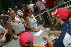 Autograph session: Ferdinando Monfardini
