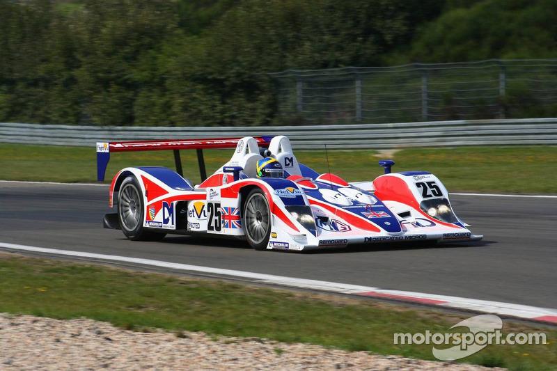 RML MG Lola EX 264 : Thomas Erdos, Mike Newton