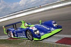 #8 Rollcentre Racing Dallara Judd - LMP 900: Joao Barbosa, Martin Short, Vanina Ickx
