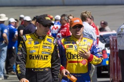 Matt Kenseth and Jeff Green