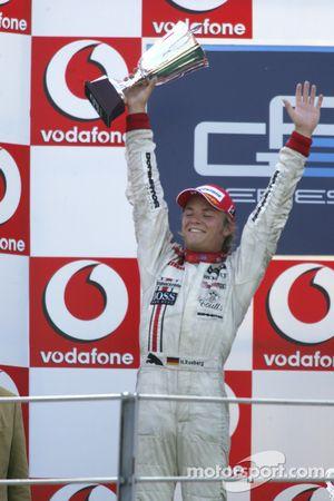 Podium: Nico Rosberg