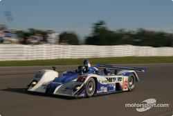 #16 Dyson Racing Team Inc Lola EX257 AER: James Weaver, Butch Leitzinger