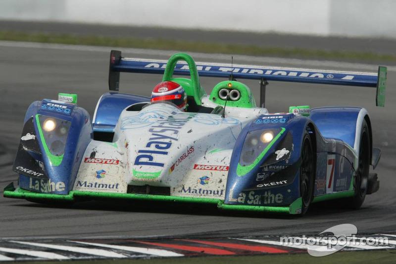 Saison 2005 - LMP1