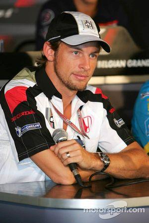 Conferencia de prensa FIA: Jenson Button