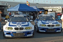 Prototype Technology Group BMW M3 cars