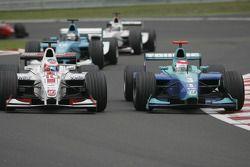 Nelson A. Piquet and Alex Premat