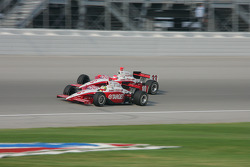 Jaques Lazier and Ryan Briscoe