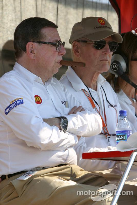 Carl Haas et Paul Newman