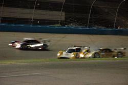 #09 Spirit of Daytona Racing Pontiac Crawford: Doug Goad, Marc-Antoine Camirand, #54 Kodak - Bell Mo