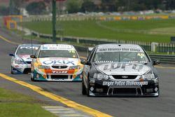 David Besnard and regular team mate Craig Baird will pilot the WPS car