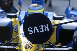 Práctica de pitstop para Giancarlo Fisichella
