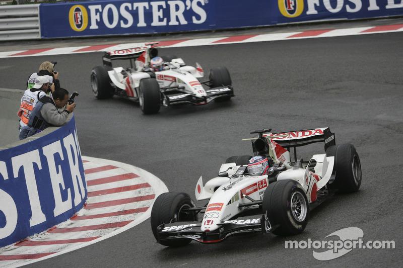 2005 : BAR 007-Honda
