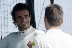 Vitantonio Liuzzi ve Christian Klien