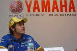 Yamaha press conference: Valentino Rossi