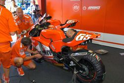 Гараж Ducati