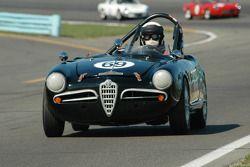 1957 Alfa Romeo Giulietta Spyder