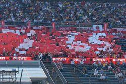 Фанаты Ducati празднуют
