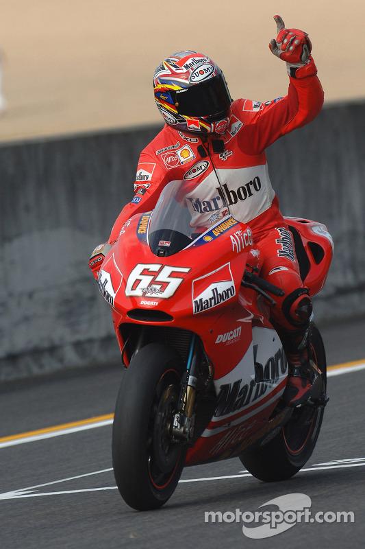 #2 - Loris Capirossi - GP de Japón 2005