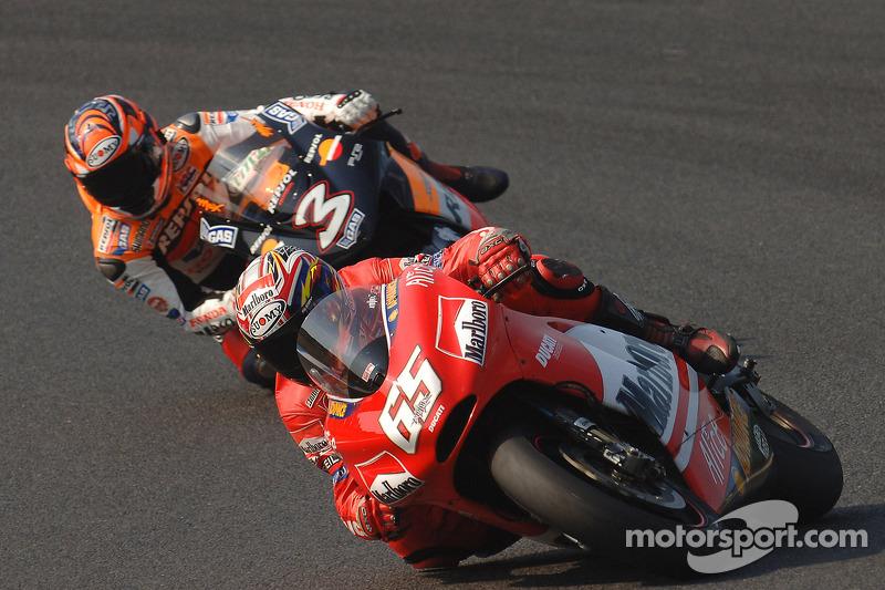 2005 : Loris Capirossi (Ducati Marlboro Team)