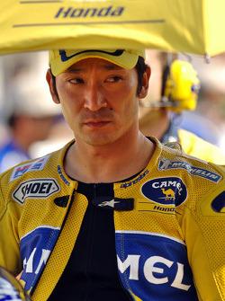 Tohru Ukawa, Pons Honda
