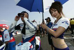 Kenny Roberts, Suzuki