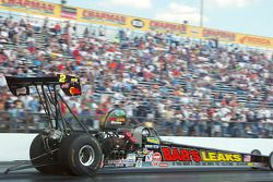 Bill Reichert took the victory in Top Alcohol Dragster