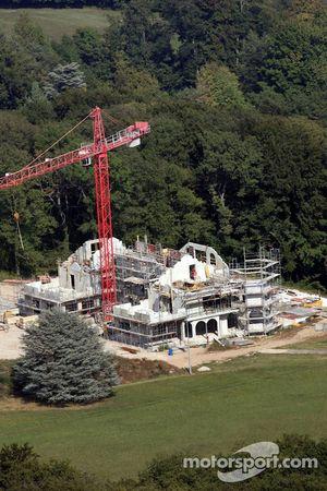 Visit, Michael Schumacher'in house Gland, Switzerland
