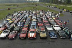 Glenora Rally Grid