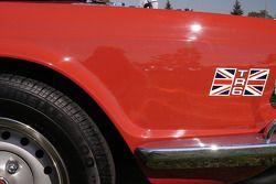 Triumph red