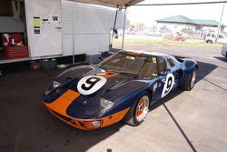 GT 40 No. 1051