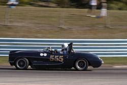 1957 Chev. Corvette rdstr-4