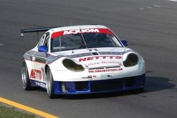 #71 SAMAX Porsche GT3 Cup: Mark Greenberg, Ryan Dalziel