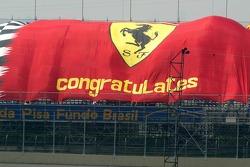 Ferrari bayrağı