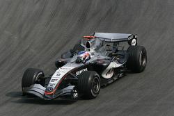 Kimi Räikkönen, McLaren-Mercedes MP4-20