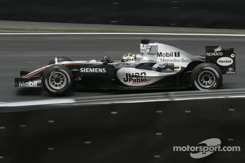 2005. Інтерлагос. Переможець: Хуан-Пабло Монтойя, McLaren MP4-20 Mercedes