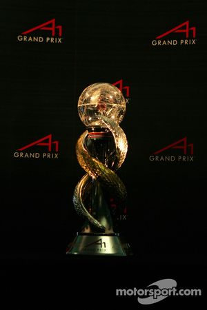 De A1GP World Cup of Motorsport Trophy