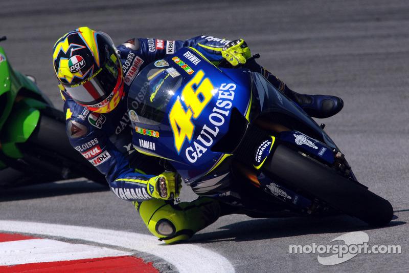 367 Punkte: Valentino Rossi 2005 (MotoGP)
