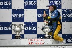 Podium: 3. Fernando Alonso, Renault