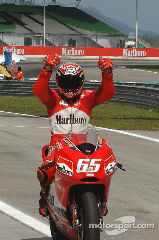 #3 - Loris Capirossi - GP de Malasia 2005
