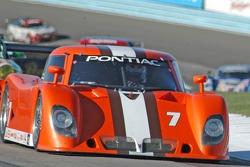 #7 Tuttle Team Racing/ SAMAX Pontiac Riley: Brian Tuttle, Bas Leinders