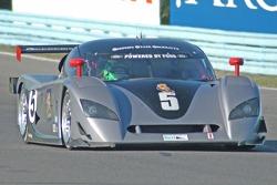 #5 Essex Racing Ford Crawford: Pat Flanagan, Patrick Long