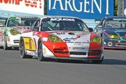 #80 Synergy Racing Porsche GT3 Cup: David Murry, Craig Stanton