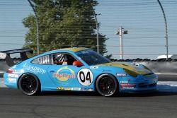 #04 Sigalsport Porsche GT3 Cup: Gene Sigal, Matthew Alhadeff