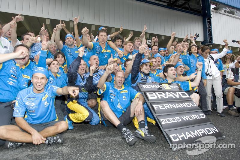 Чемпион мира 6 раз определялся на «Интерлагосе»: например, Алонсо оба титула себе обеспечил именно на этапах в Бразилии
