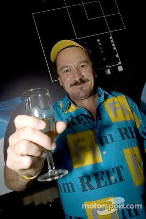 World championship celebrations, Enstone ve Renault F1 team