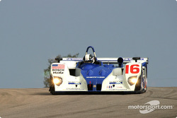#16 Dyson Racing Team Inc Lola EX257 AER: James Weaver, Butch Leitzinger, Andy Wallace