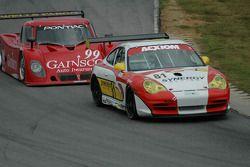 #81 Synergy Racing Porsche GT3 Cup: Mae Van Wijk, Danny Marshall, Steve Marshall